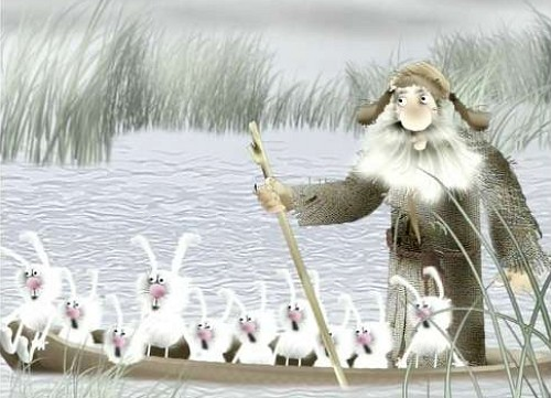 dedushka-mazaj-i-zajcy