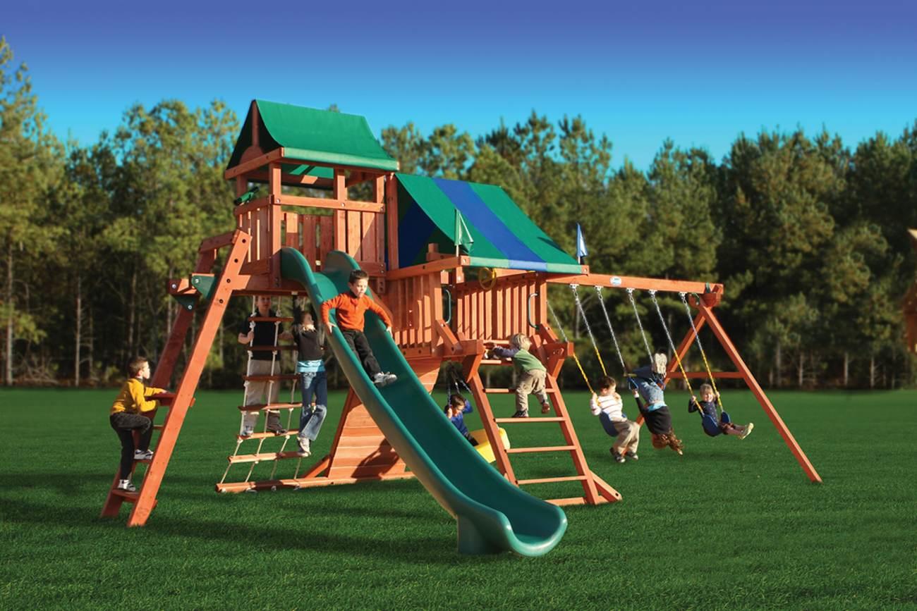 Фото детскую площадку