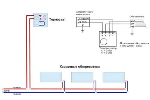shema-montaža-kvarcevyh-obogrevatelej
