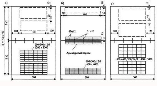 Šemy-armirovanija-plit-cementobetonnyh-pokrytij