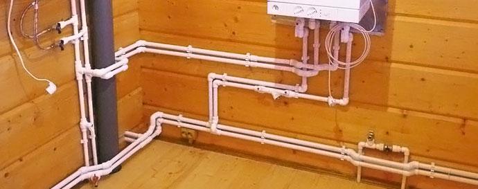 Прокладка водоснабжения в частном доме своими руками