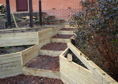 Terracing-with-steps