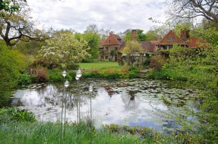 बगीचे pond2
