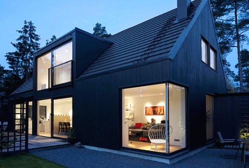 Maison en bois de style scandinave4