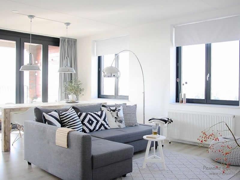диван в интерьере дома квартиры цвет дивана белый диван