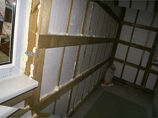 Kako toplinski-zid-od-lumber-unutar kuće