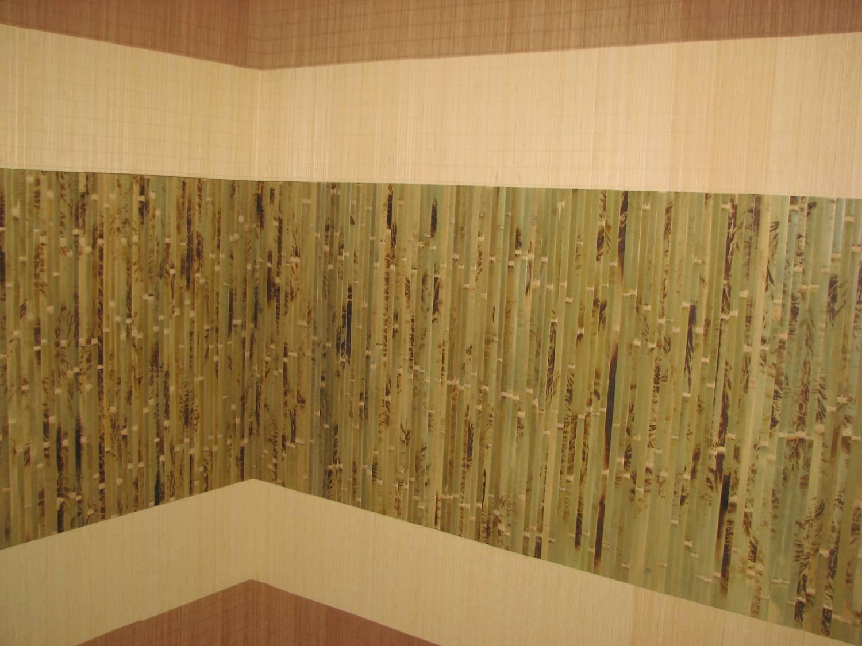 Из бамбукового полотна своими руками 97