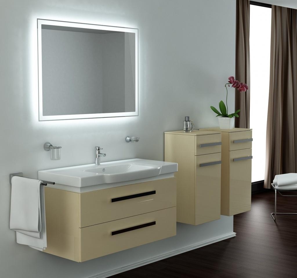Как сделать чтобы в ванной не потело зеркало в ванной