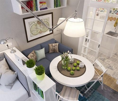 Design appartement-studio-avec-partition-et-portes coulissantes-2