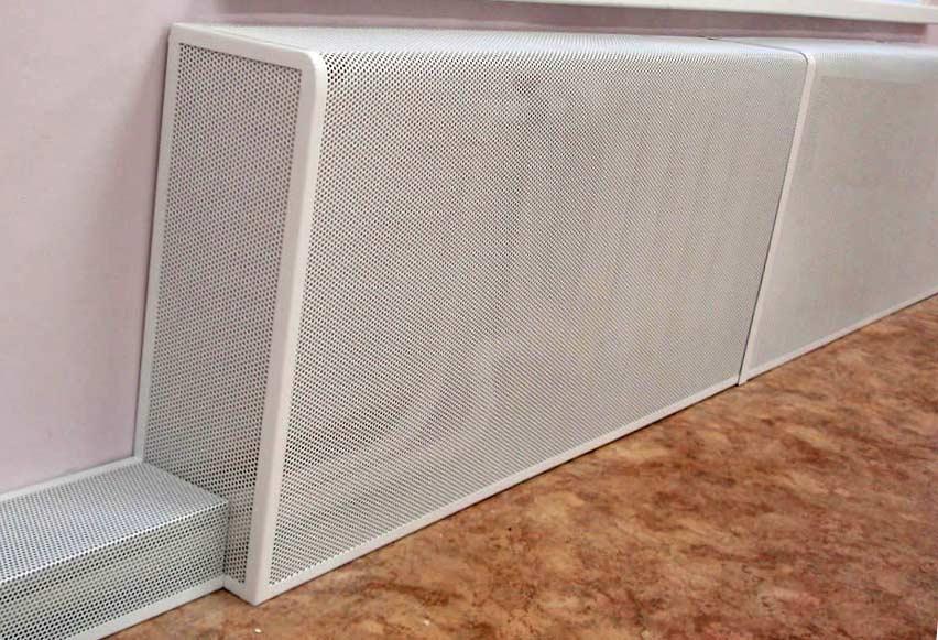 купить декоративный короб для радиатора отопления