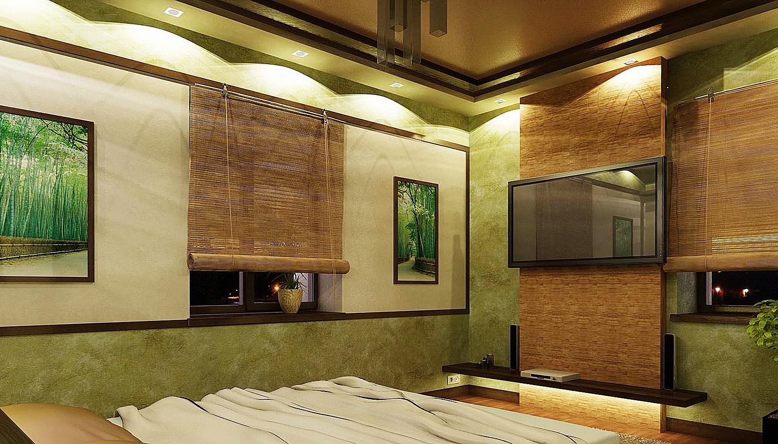 Дизайн отделки стен
