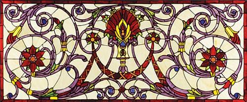 vitražinis ornamentas-1