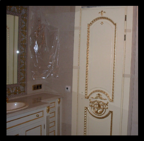 Своими руками украшаем ванную комнату в 99