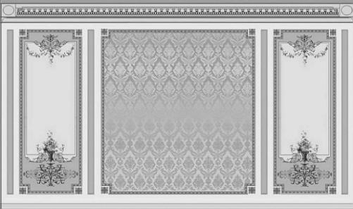 Image 6 лепнина стена