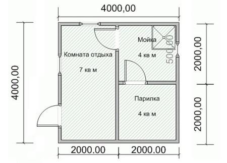 08_Баня 4х4 №2