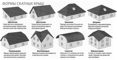 _ Vrste krovova