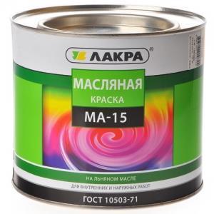 बांका-maslyanoy-kraski