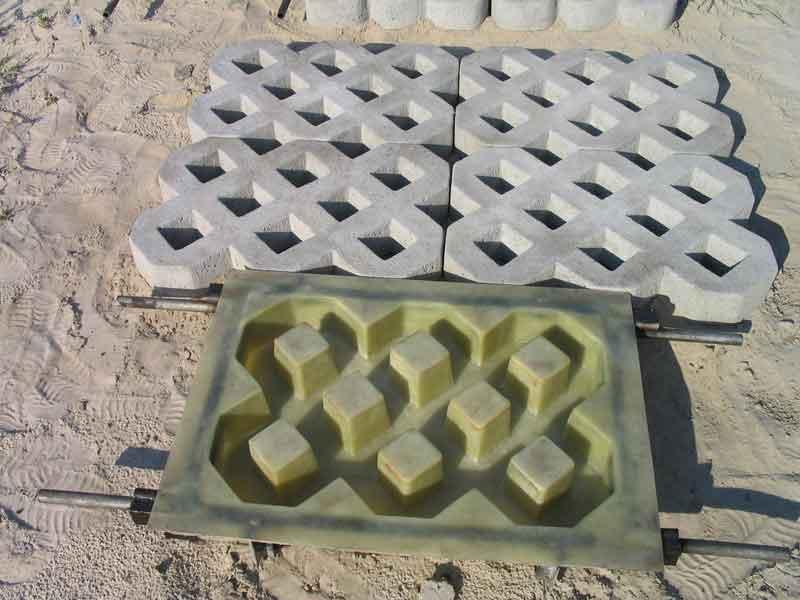 Формы для изготовления брусчатка своими руками